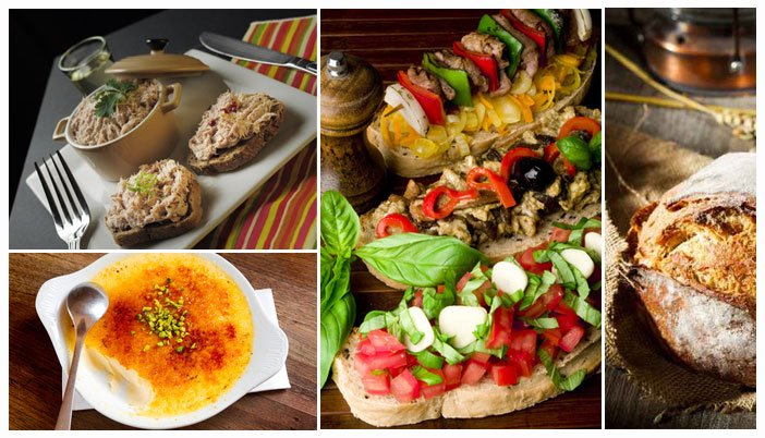 Un esprit, une ambiance, une cuisine ! dans Coordination éditoriale tartines41